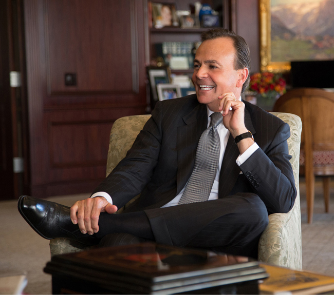 Rick Caruso: Building the Great Outdoors | C-Suite Quarterly